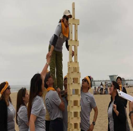 Corporate Team Building Programs