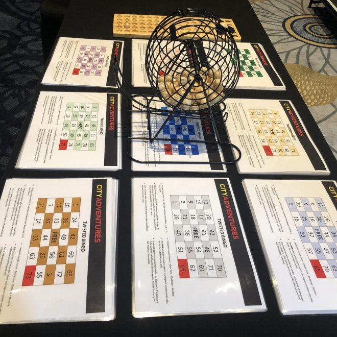 Twisted Bingo 5